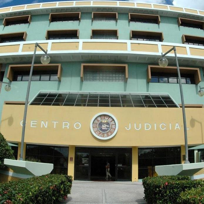 Centro Judicial de Ponce. (Archivo)