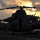 Mueren cinco tripulantes de un helicóptero militar que se estrelló en California