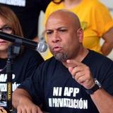 """Lamentan la muerte de Francisco Reyes: """"Hemos perdido un gran líder sindical"""""""