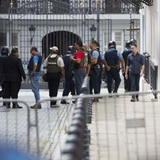 Transcurre sin incidentes protesta frente a La Fortaleza contra la gobernadora
