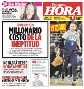 Edición de hoy