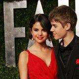 Cariño y sonrisas entre Selena Gómez y Justin Bieber