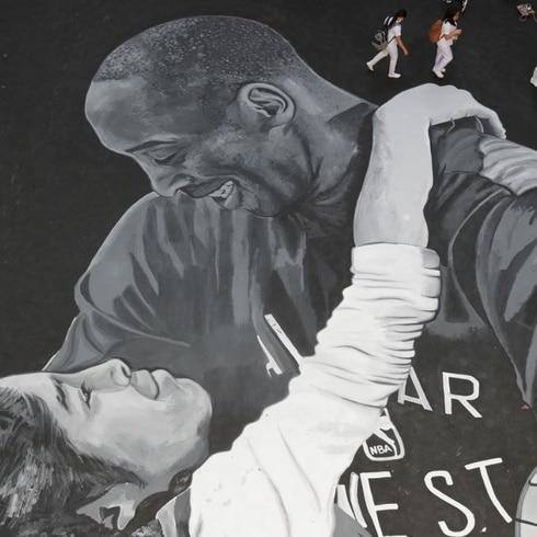 El mundo recuerda a Kobe Bryant