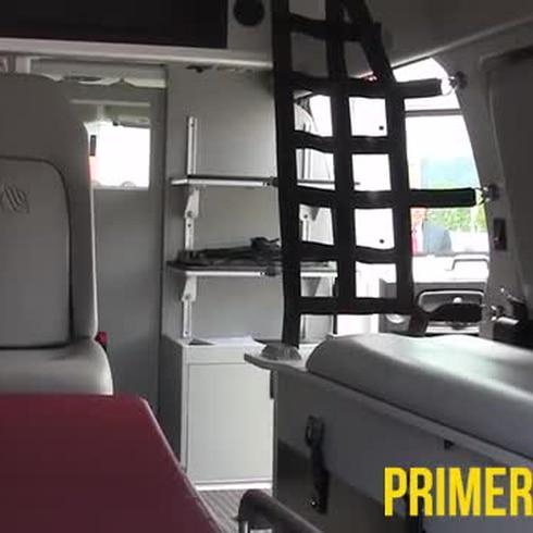 El Gobernador hace entrega de 14 ambulancias