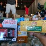 Suministros almacenados en Ponce desde el huracán María