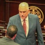 Rivera Schatz desconoce quién mandó a cerrar las gradas del Senado