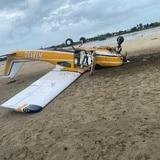 Avioneta que hizo aterrizaje forzoso en Salinas era pilotada por aprendiz