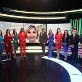 """Mira el estudio de """"Las Noticias"""" de TeleOnce en Guaynabo"""