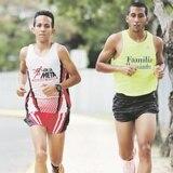 Varios atletas aspiran a convertirse en maratonistas