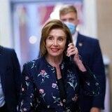 Pelosi asegura que pesquisa sobre el asalto al Capitolio se hará con o sin republicanos