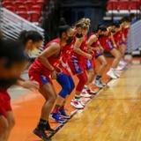 Sin problemas la Selección Nacional femenina para jugar en el Centrobasket
