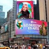"""Spotify celebra la herencia musical latina con la campaña """"Lo nuestro es arte"""""""
