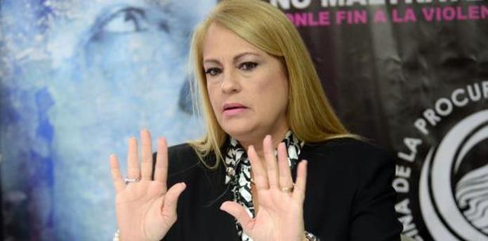 Wanda Vázquez sería la gobernadora de Puerto Rico una vez salga de su puesto Ricardo Rosselló.(Archivo)