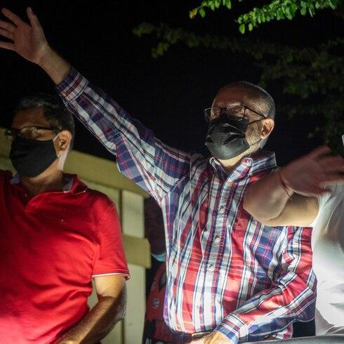 "Luis Irizarry Pabón se emociona tras vencer a ""Mayita"" Meléndez"