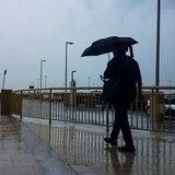 Se auguran días lluviosos