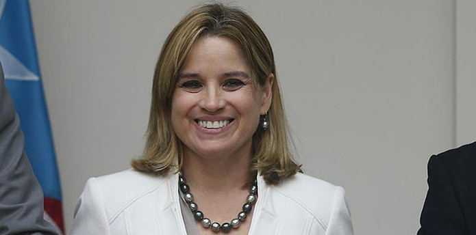 La alcaldesa indicó que la reunión se llevó a cabo en el Teatro Coribantes en Santurce. (Archivo)