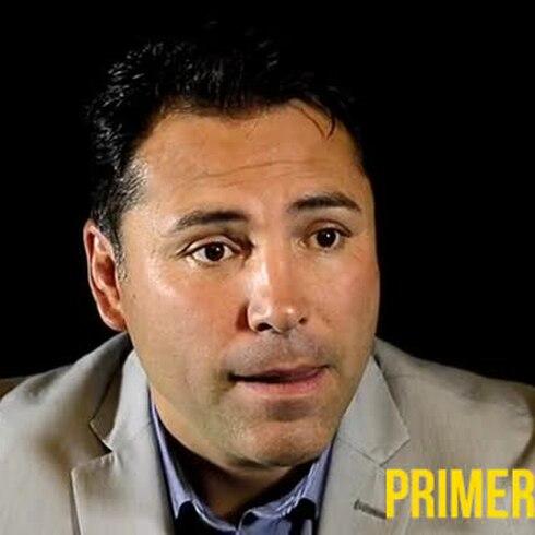 Oscar de la Hoya habla de sus empresas