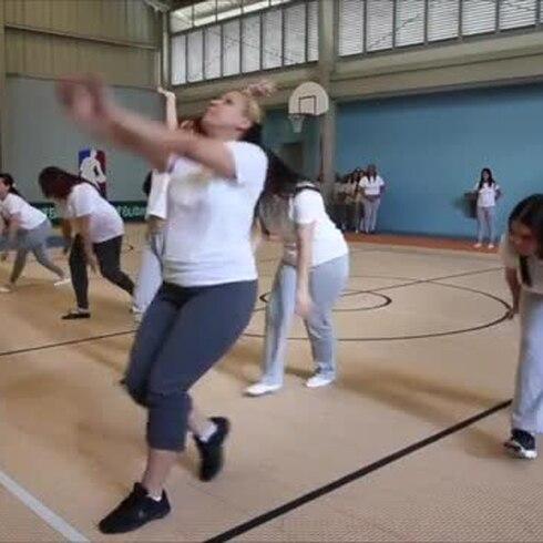 Juliana Ortiz, la coreógrafa de las cárceles boricuas