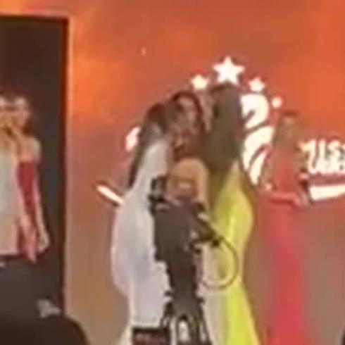 Se desmaya Miss Lares en la preliminar de Miss Universe Puerto Rico 2019