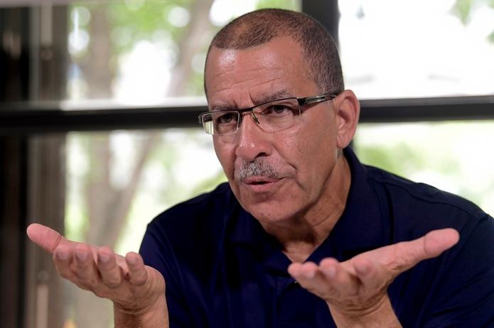 "Bernardo ""Betito"" Márquez, alcalde de Toa Baja"