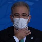 """Ministro de Salud de Brasil afirma que la Copa América """"no es un riesgo"""""""