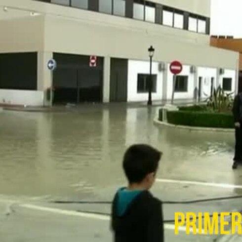 Inundaciones en España dejan dos muertos