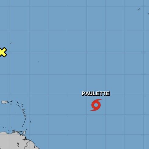 La hora del tiempo: dos tormentas se formaron hoy rompiendo récords en el Atlántico