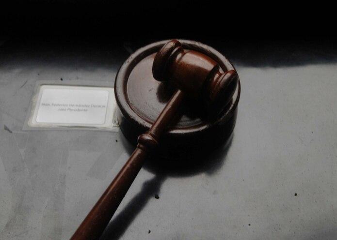El magistrado tomó la determinación debido al desinterés del perjudicado en proseguir con el caso. (GFR Media)