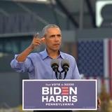 Barack Obama hace campaña en Georgia