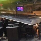 Pedazo de techo colapsa en el aeropuerto de Atlanta