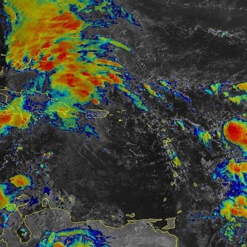 La hora del tiempo: sigue alto el potencial de lluvias