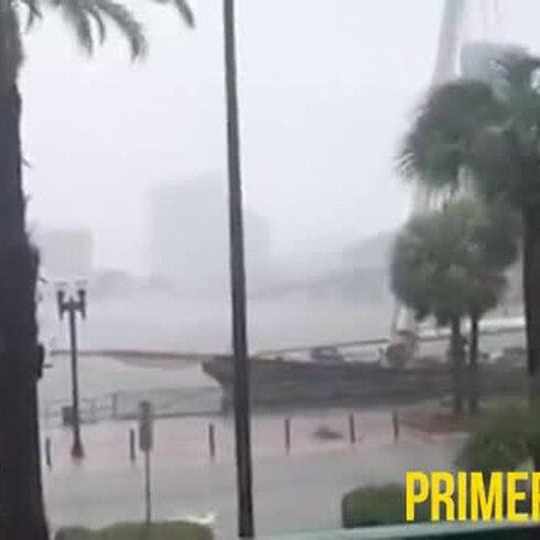 Matthew y su paso por  Florida