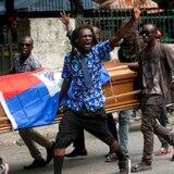 Haití despide a cinco muertos en protestas antigubernamentales