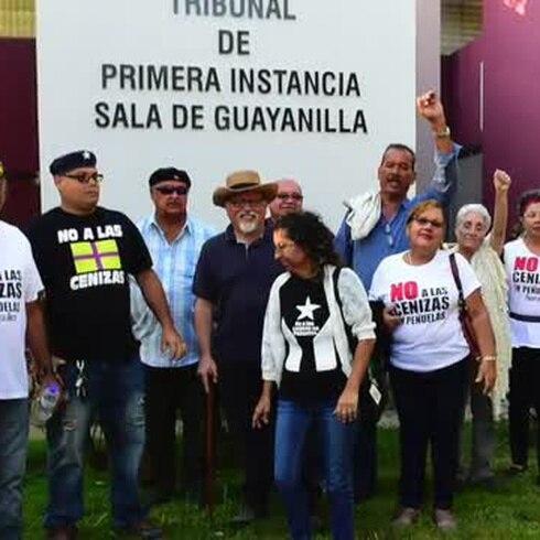 Arrestados en Peñuelas esperan salir airosos