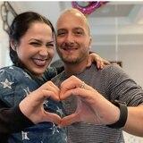Obie Bermúdez y Jennifer Peña abrirán las puertas de su casa