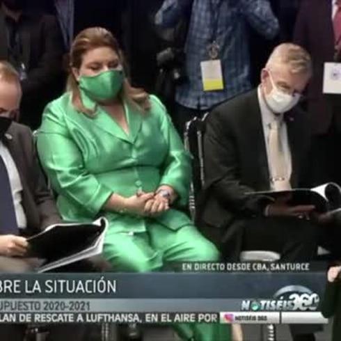 Jenniffer González se roba el show en mensaje de la gobernadora