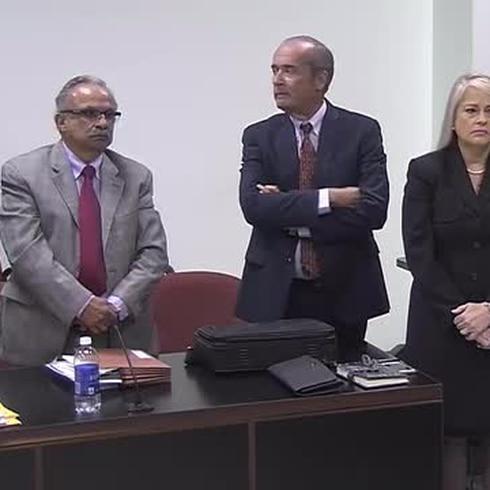 Wanda Vázquez sale airosa en el tribunal