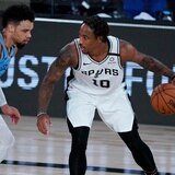 DeRozan da a Spurs crucial triunfo sobre Grizzlies