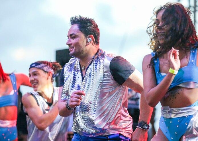 Manny Manuel sube hoy viernes a la tarima del Festival Gastronómico Artesanal San Blas en Coamo como parte del fin de semana de fiesta por el Maratón de San Blas.