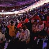 Catar inaugura estadio con 20,000 asistentes