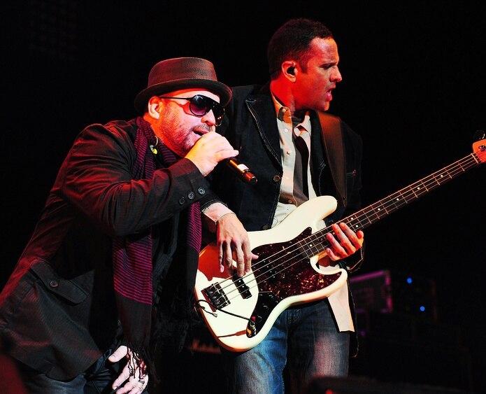 El de la reconocida banda de rock en español será a las 7:00 p.m.      -----