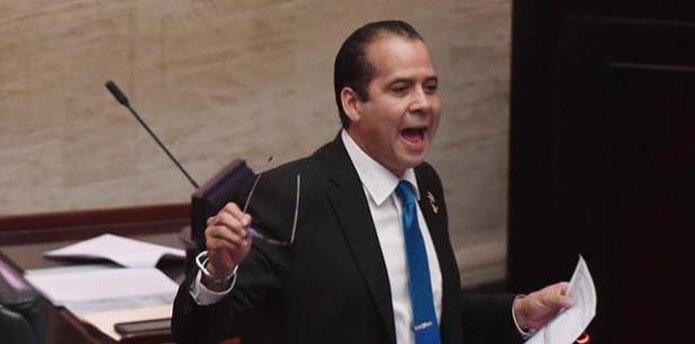 """Jorge """"Georgie"""" Navarro Suárez, representante del Partido Nuevo Progresista. (Archivo)"""