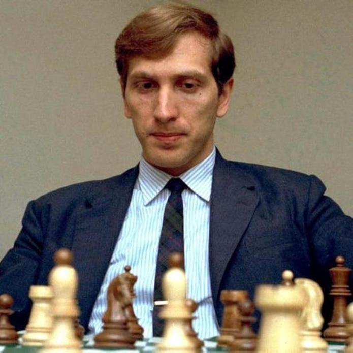 Fischer se coronó campeón mundial el 1 de septiembre de 1972,  el único estadounidense en conquistar ese título. (La Nacion/GDA)