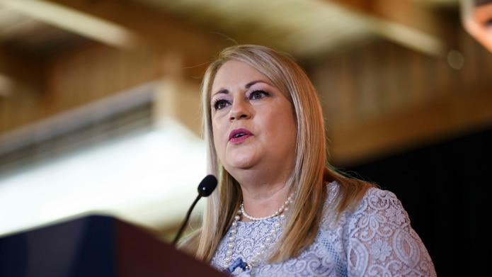 Wanda Vázquez Garced.