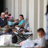 """Esperan energizar hoy el """"campamento base"""" de Ponce"""