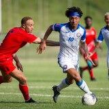 Tropiezo de Puerto Rico ante St. Kitts y Nevis en el debut