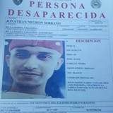 Tras agonía de tres años, confirman identidad de restos humanos con joven desaparecido