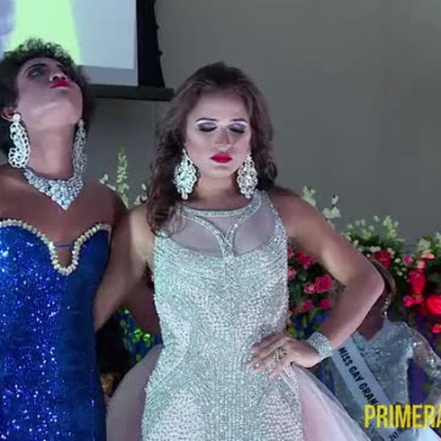 Nicaragua elige a Miss Gay 2018