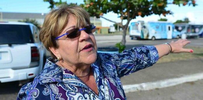 "María ""Mayita"" Meléndez, alcaldesa de Ponce. (luis.alcaladelolmo@gfrmedia.com)"