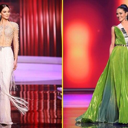 ¿Rompieron el traje de Estefanía Soto en Miss Universe?